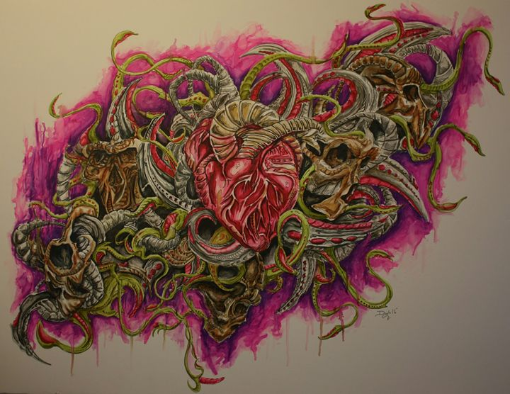 Untitled - Michael Doyle