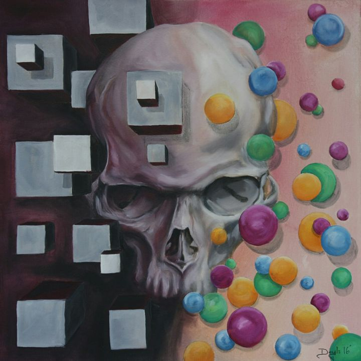 Rules vs imagination - Michael Doyle