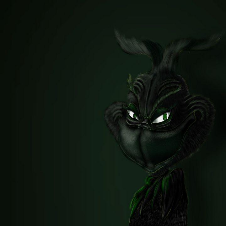The Black Grinch - Curt Grinch