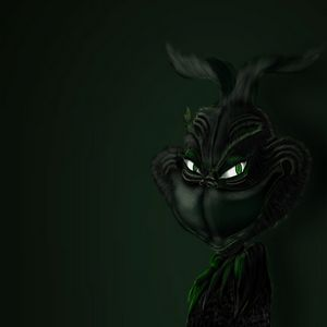 The Black Grinch