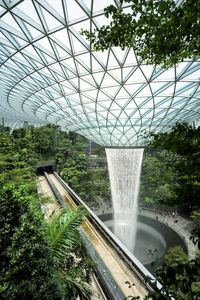 Jewel Changi Airport in Singapore