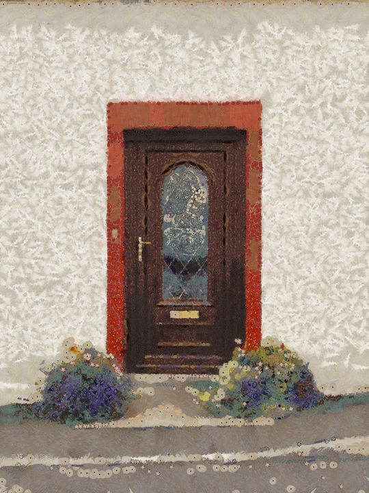 Front Door PhotoArt - PhotoArt By Darla