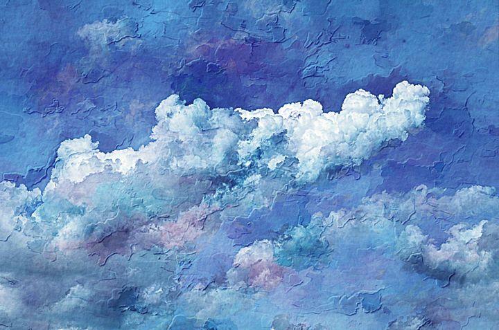 Clouds and Sky PhotoArt - PhotoArt By Darla