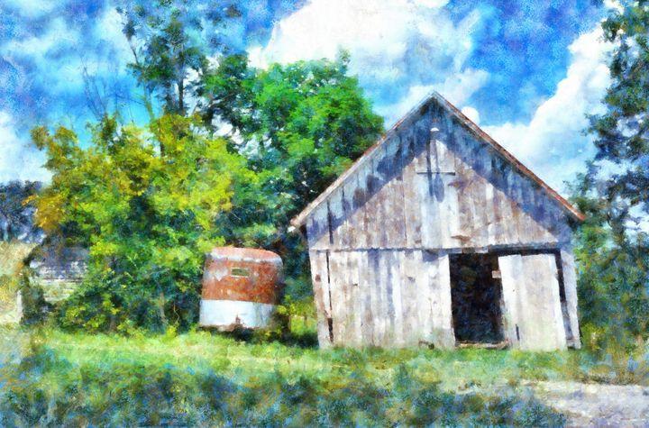 Farmscape PhotoArt - PhotoArt By Darla