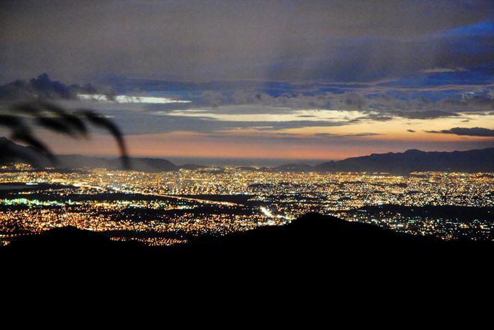Nightfall - Petrópolis - RJ - Brazil - SEVEN