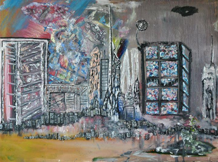 Odoriferal city structure - SEVEN