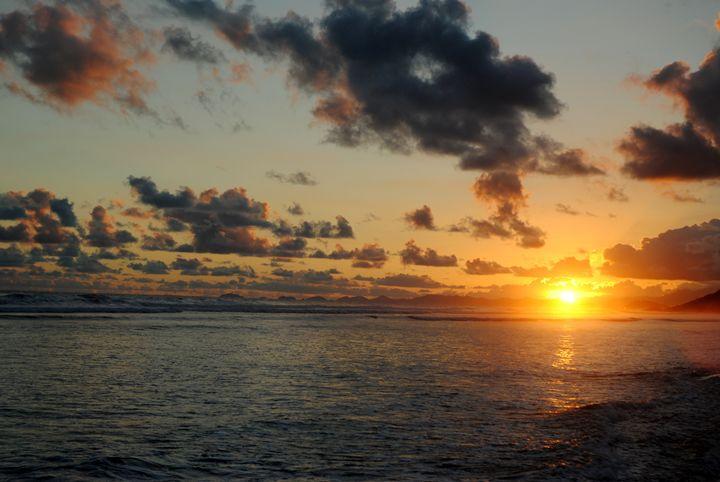 Sunset - Boracéia - SP - Brazil - SEVEN