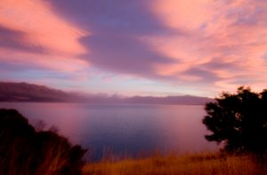 Mount Cook New Zealand Sunrise - Fine Art Photography