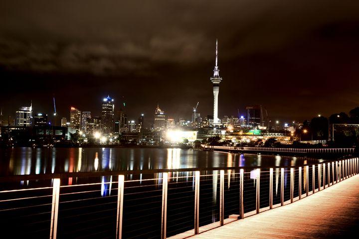 Auckland New Zealand - Fine Art Photography