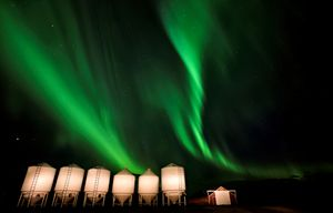 Northern Lights Canada - Fine Art Photography