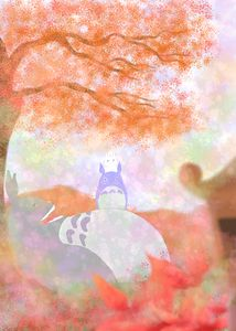 Spirit Forest, Totoro and Friends
