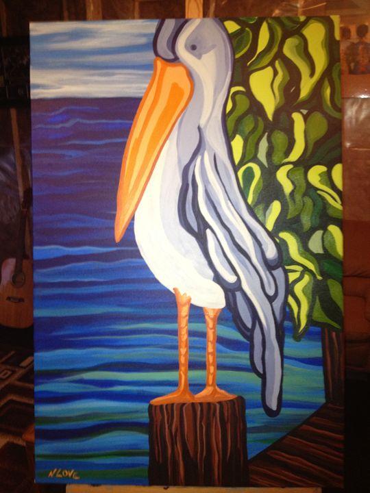 Sea Duck - Nicole love