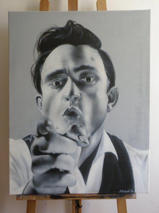 Johnny Cash - CROartist