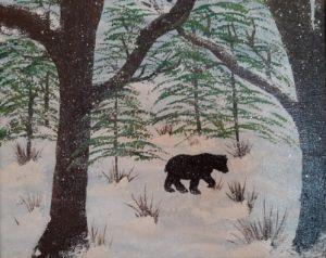 Winter walk - Pam Von Holloman