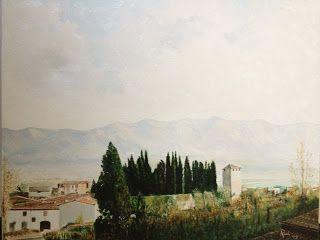 Figline Valdarno panorama - Landskape