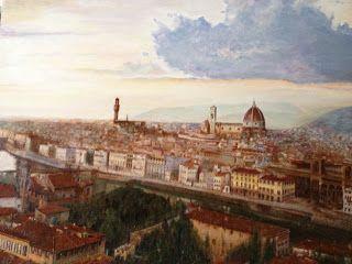 Florence,panorama - Landskape