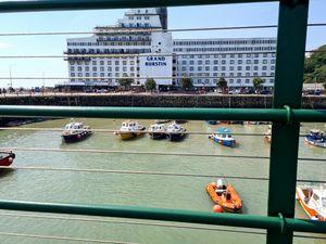Folkestone Harbour - hbkmcmahon pictures