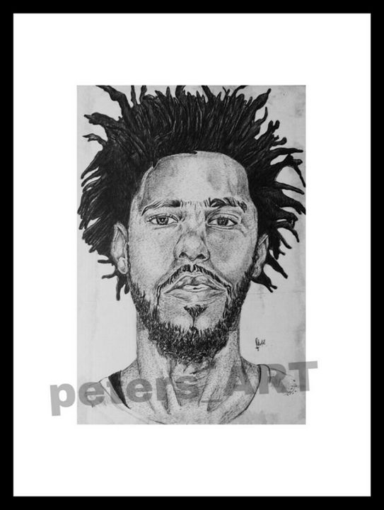 Jcole [for your eyes only] - Pablo Artoons