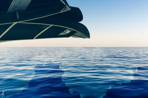 Canoeing the sky