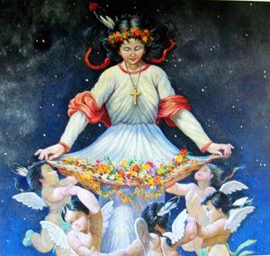 Saint Katrina Tekawitha