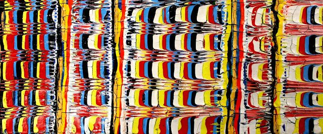Abstract 052018 - Joel Ramsay Art