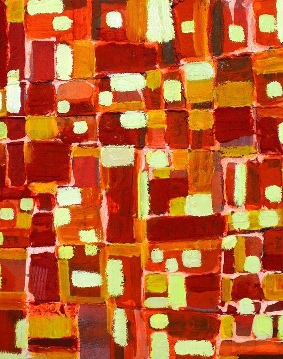 Abstract 022019 - Joel Ramsay Art