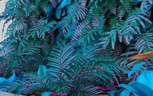 Iridescence Jungle Alternate
