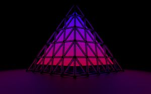 South Beach Pyramid - LKDesigns904