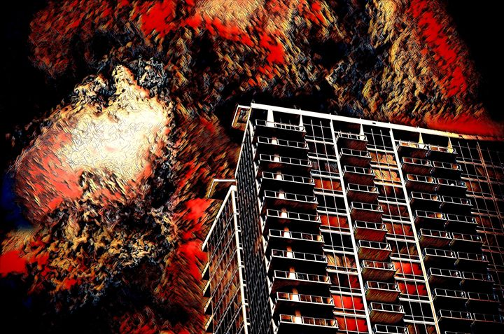 Doomsday Clouds - Sensation Art