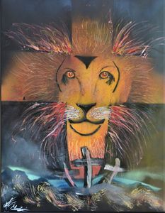 Lion Of Judah - Garcia's Galeria