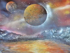 My Cosmic World