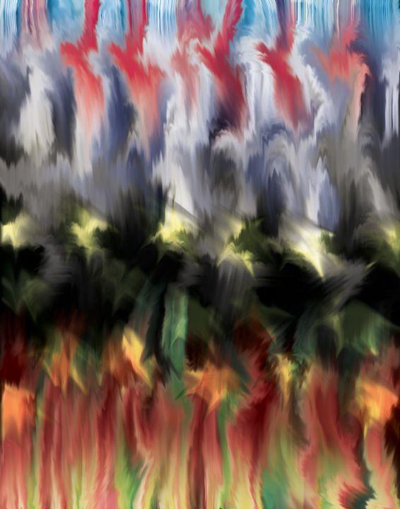 "Burning Freedom - Quinton ""BraveHawk"" Tillery"