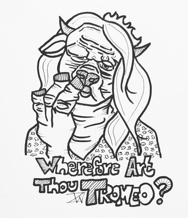 Tromeo - Zwolftel Wolf
