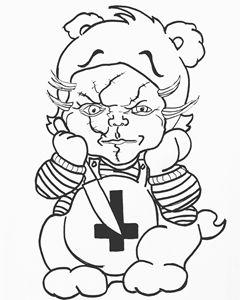 Chucky Bear