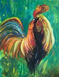 Stunning Rooster
