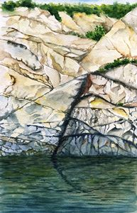 Sea rocks