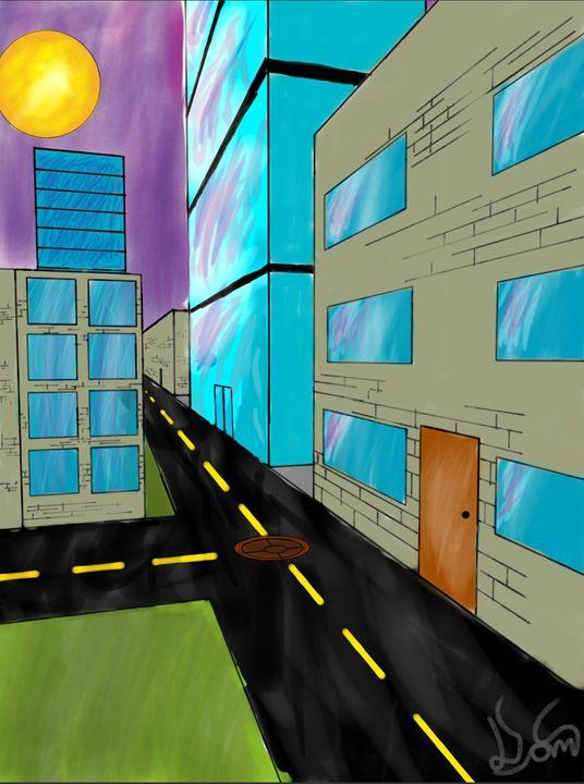 The Street - Domanick