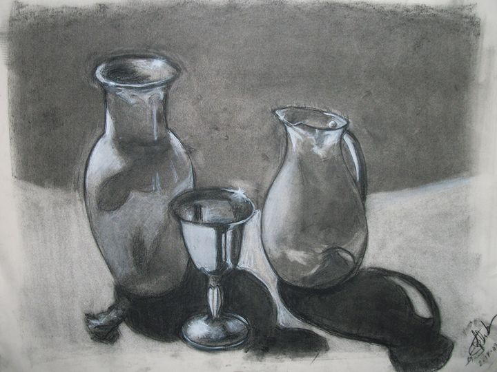 Vases - By: Ernest Spurlock
