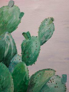 Cactus bunny ears