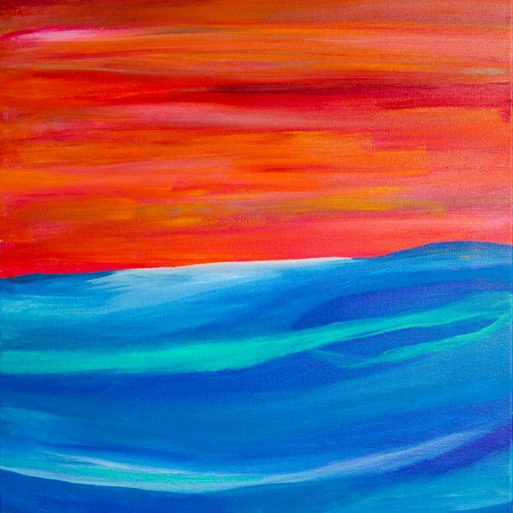 Calm Sunset - ATA Artroom