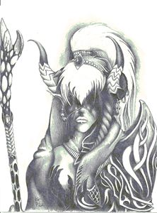 Elvin Sorceress