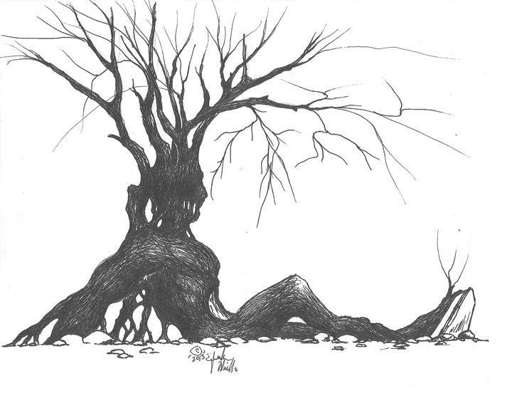 Treeform - Efrehen Murillo
