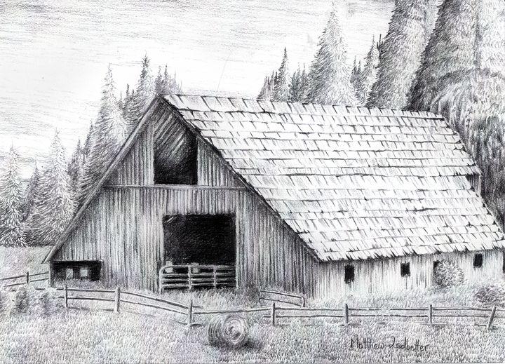 large barn - Matthew Ledbetter