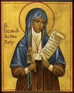 St. Elizabeth the New Martyr
