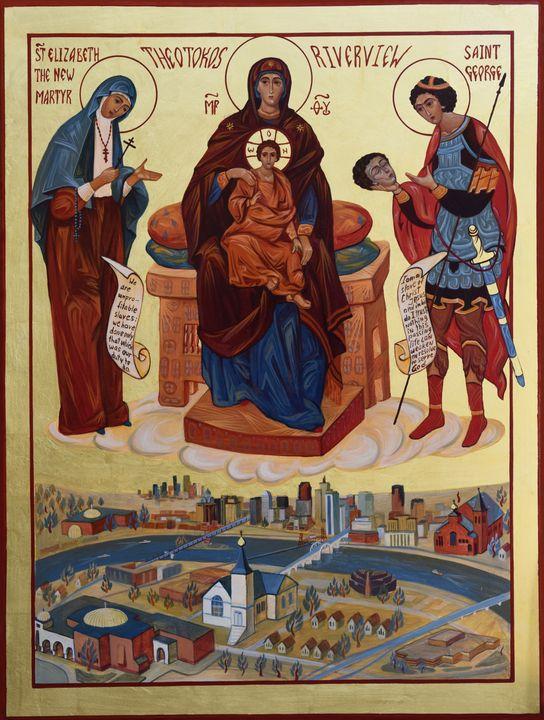 Theotokos Riverview - St. Elizabeth Orthodox Church