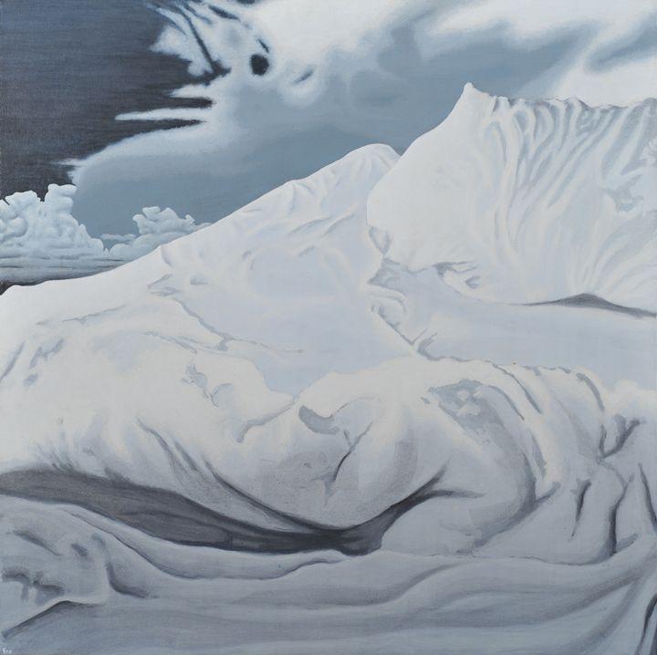 Between Sleep and a Dream - Christopher Mixon