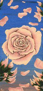 Roses at Dusk