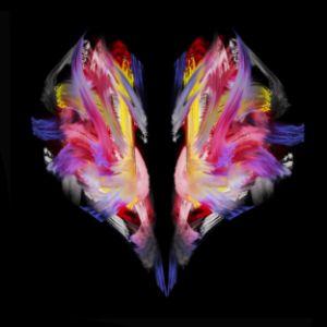 Colourful Hearts - Stuart ASH68
