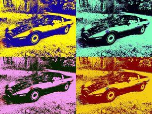 Corvette 85