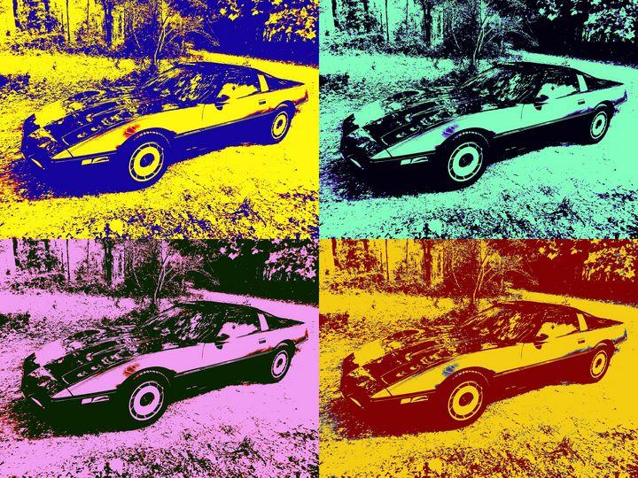 Corvette 85 - Golden Days